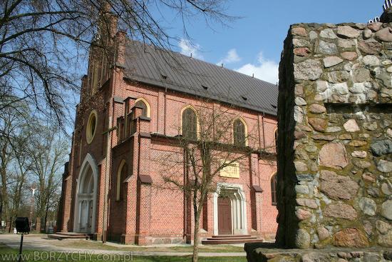 Kościół w Starejwsi