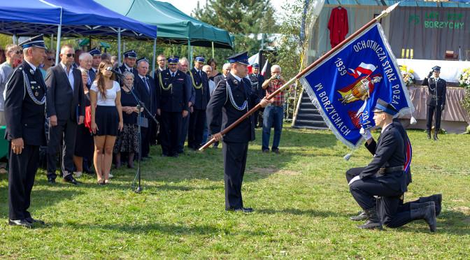 75 lat OSP w Borzychach